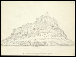 Saint Michael's Mount, Cornwall f.190
